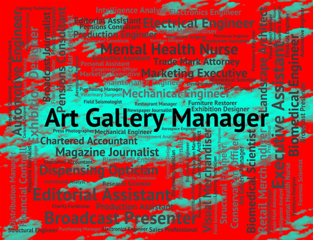 managing: Art Gallery Manager Meaning Managing Hiring And Creative