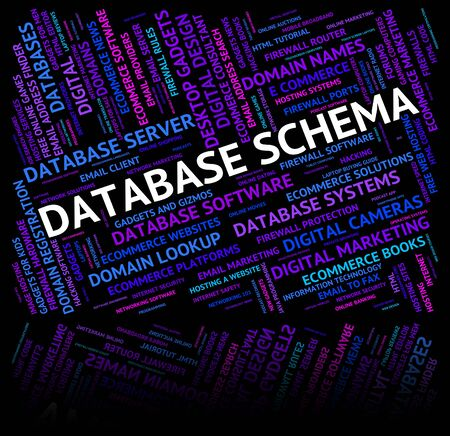 schemes: Database Schema Showing Word Schemes And Scheme