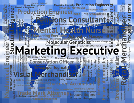 md: Marketing Executive Representing Director General And Md