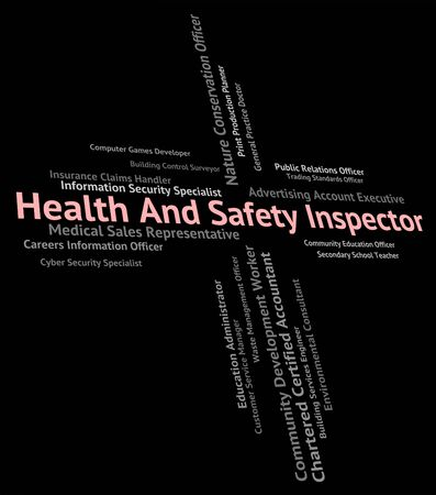 overseer: Word Health Representing Preventive Medicine And Scrutinizer