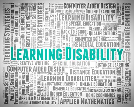 needs: Learning Disability Words Meaning Special Needs And Gifted