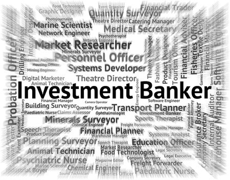 banker: Investment Banker Meaning Career Investments And Finance