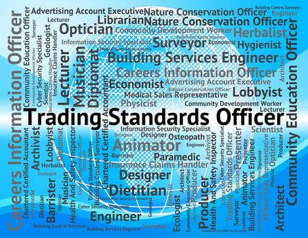 standards: Trading Standards Officer Meaning Administrators E-Commerce And Occupations