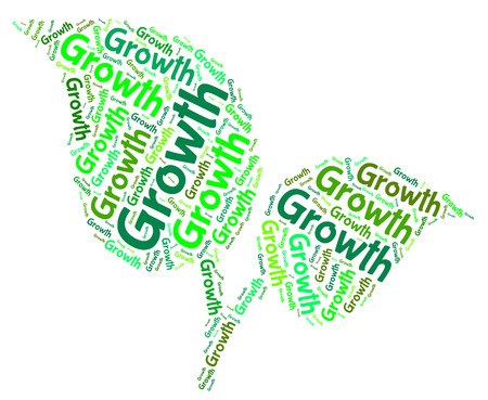 sow: Growth Words Meaning Sow Sows And Cultivate Stock Photo