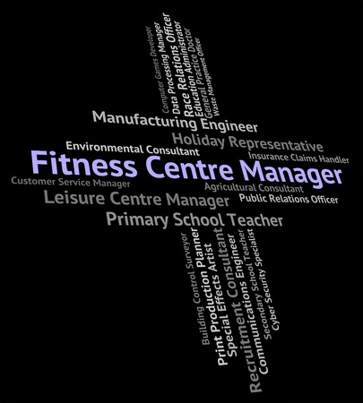 overseer: Fitness Centre Manager Meaning Physical Activity And Employee