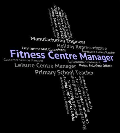 aktywność fizyczna: Fitness Menedżer Znaczenie aktywności fizycznej i pracownika