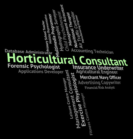 horticultural: Horticultural Consultant Meaning Horticulture Authority And Adviser