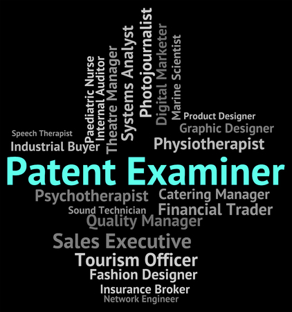 examiner: Patent Examiner Showing Performing Right And Hire