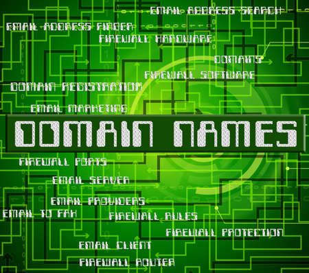 domain: Domain Names Representing Empire Label And Realm