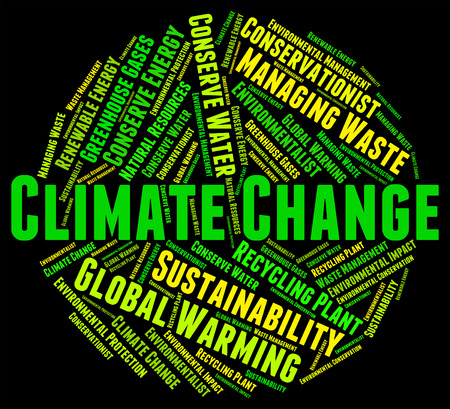 clime: Climate Change Meaning Weather Patterns And Text