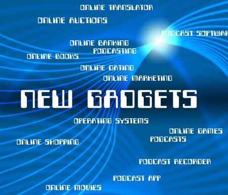 discovered: New Gadgets Meaning Up To Date And Newly Discovered