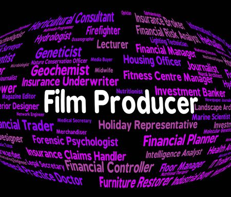producing: Movie Producer Meaning Organize Producing And Productions