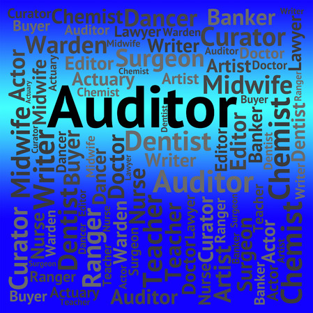 auditors: Auditor Job Indicating Hiring Occupations And Auditing