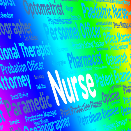 matron: Nurse Job Showing Matron Occupation And Jobs