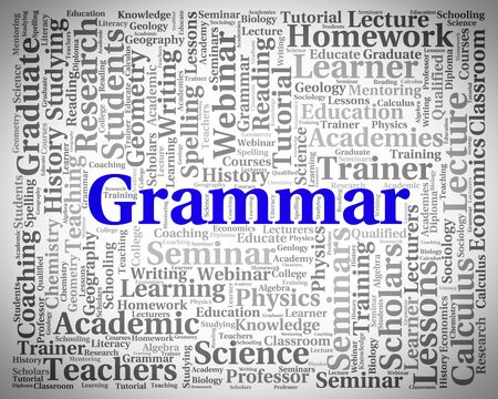 semantics: Grammar Word Meaning Rules Of Language And Foreign