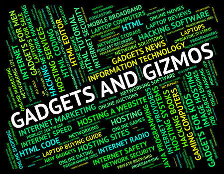 mod: Gadgets And Gizmos Showing Mod Con And Inventions