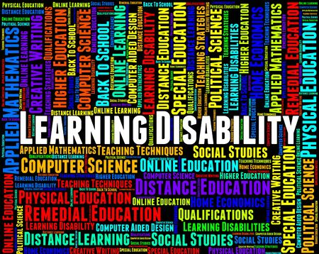 learner: Learning Disability Words Meaning Slow Learner And Gifted