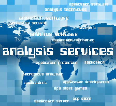 Analysis Services Showing Help Desk And Analyze