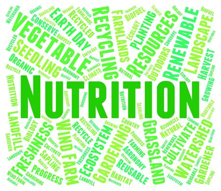 nutriment: Nutrition Word Meaning Diet Nutriment And Subsistance