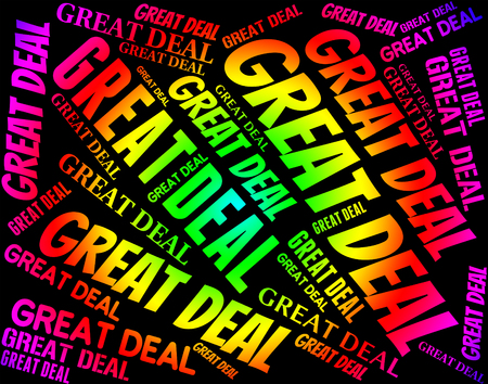 great deal: Great Deal Meaning Best Deals And Super