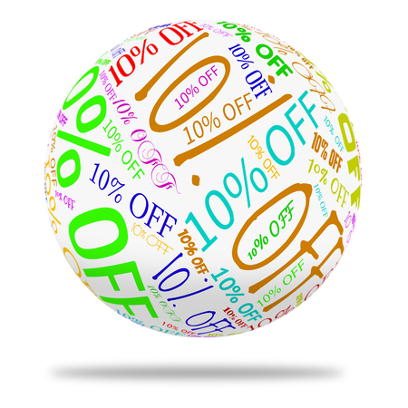 promotional: Ten Percent Off Showing Clearance Promotional And Promotion