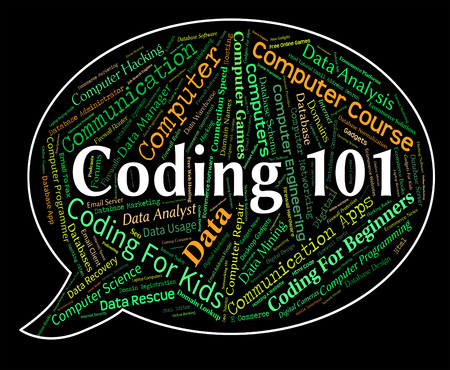 guides: Coding Word Representing Introduction Guides And Program