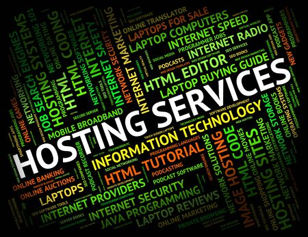 webhost: Hosting Services Meaning Support Www And Server