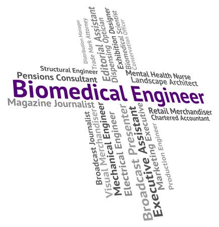 biomedical: Biomedical Engineer Showing Engineers Job And Occupation