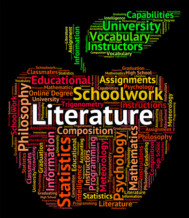 Literature Word Meaning Written Works And Composition