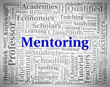 advisers: Mentoring Word Representing Text Confidante And Confidantes