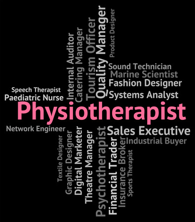 physiotherapists: Physiotherapist Job Meaning Words Recruitment And Position