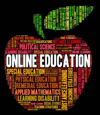 online education: Online Education Meaning World Wide Web And Website
