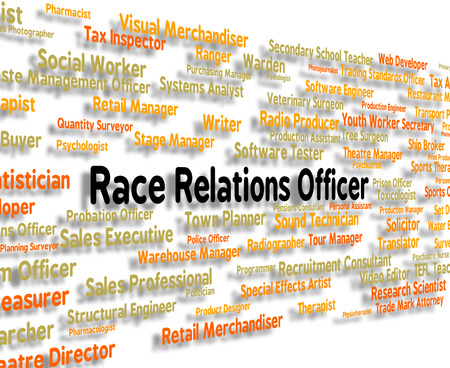 ethnical: Race Relations Officer Showing Ethnical Employee And Recruitment
