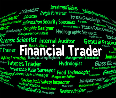 importer: Financial Trader Indicating Trades Traders And Trading
