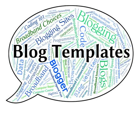 blogger: Blog Templates Meaning Site Pattern And Blogger