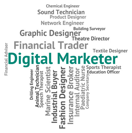 tec: Digital Marketer Meaning High Tec And Technology