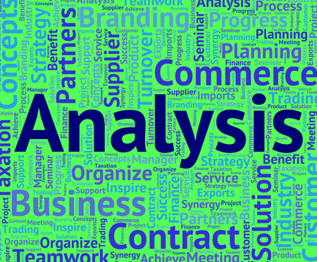 investigates: Analysis Word Meaning Analyse Research And Analytics