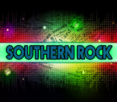 southern: Southern Rock Meaning Country Music And Audio