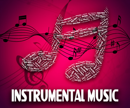 instrumental: Instrumental Music Meaning Musical Instruments And Harmonies