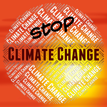 stop global warming: Stop Climate Change Showing Global Warming And Improve
