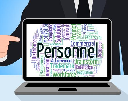 personnel: Personnel Word Meaning Labour Force And Staff