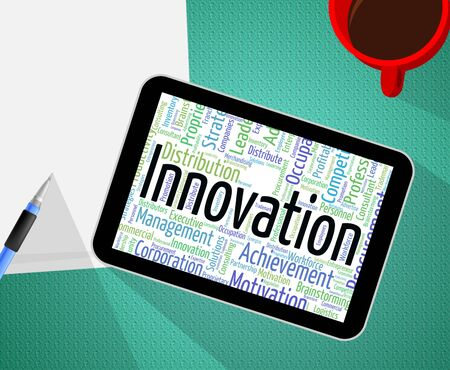 innovation word: Innovation Word Meaning Reorganization Wordcloud And Words