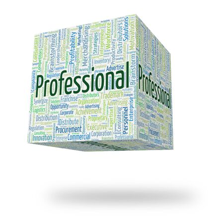 proficiency: Professional Word Meaning Professionals Wordclouds And Proficiency