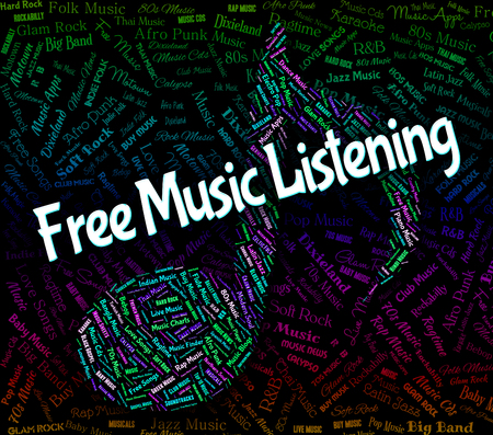 handout: Free Music Listening Meaning Without Charge And Handout