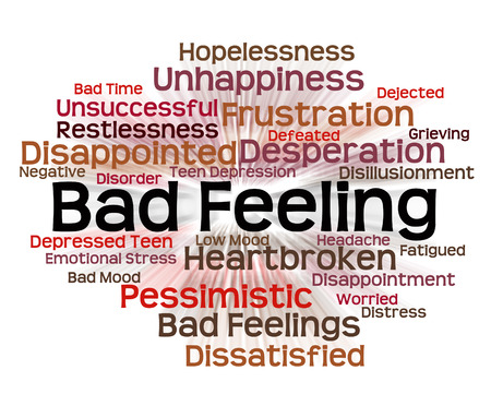 hatred: Bad Feeling Meaning Ill Will And Nastiness