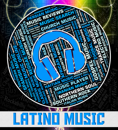 melodies: Latino Music Meaning Sound Tracks And Harmony