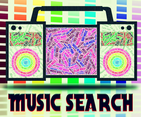 melodias: Music Search Meaning Gathering Data And Melodies