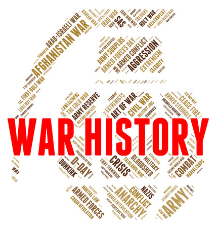 clashes: War History Meaning Military Action And Combat