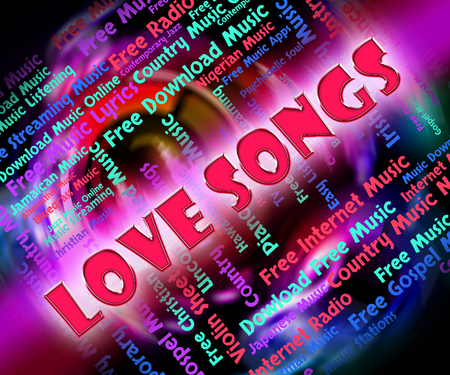 the devotion: Love Songs Representing Sound Tracks And Devotion