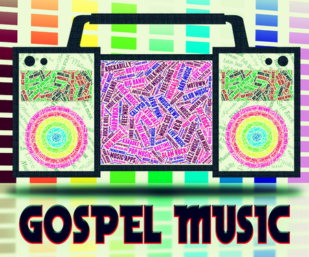 gospel: Gospel Music Representing Christian Doctrine And Revelation